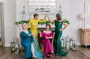 A Guide to Selecting Mother of the Bride Dresses